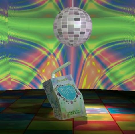 Dancing Juice Box