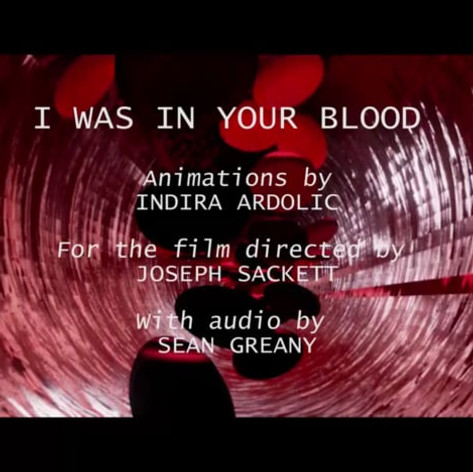 I Was in Your Blood