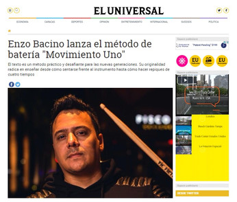 NEWS - EL UNIVERSAL