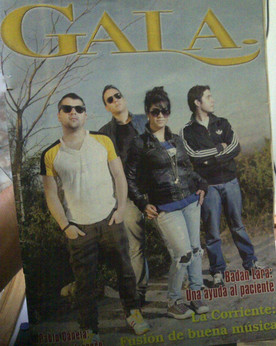 COVER - GALA (LA CORRIENTE)