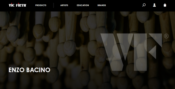 HOMEPAGE - VIC FIRTH
