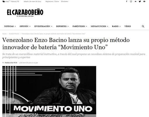 NEWS - EL CARABOBEÑO