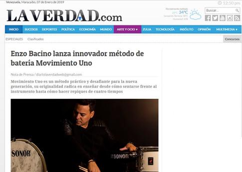 NEWS - DIARIO LA VERDAD