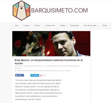 NEWS - BARQUISIMETO.COM