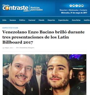 NEWS - DIARIO CONTRASTE