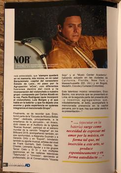 INTERVIEW - AGENDA DIPLOMATICA