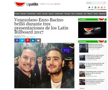 NEWS - LA PATILLA