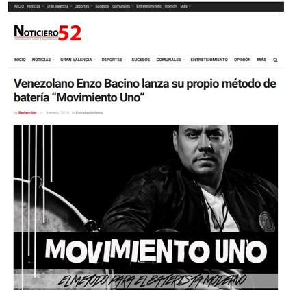 NEWS - NOTICIERO 52