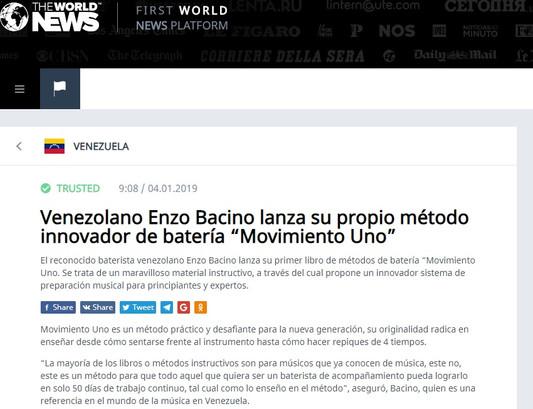 NEWS - THE WORLD NEWS