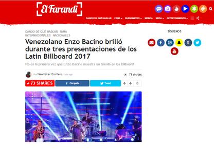 NEWS - EL FARANDI
