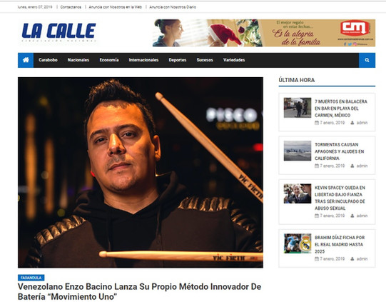 NEWS - LA CALLE