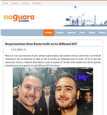 NEWS - NAGUARA