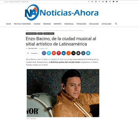 NEWS - NOTICIAS AHORA