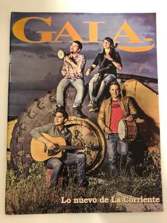 COVER - GALA (LA CORRIENTE)
