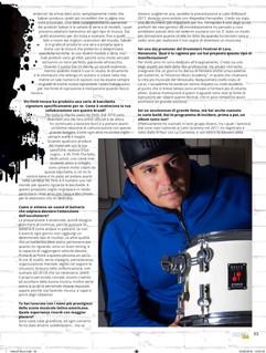 INTERVIEW - DRUM CLUB MAGAZINE