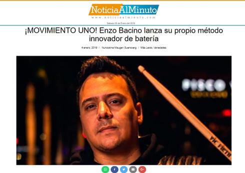 NEWS - NOTICIA AL MINUTO