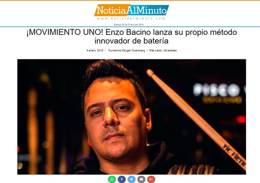 NEWS - NOTICIA AL MINUTO