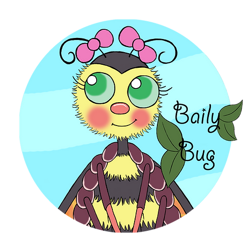 BailyBug: An illustrated rhyming children's book