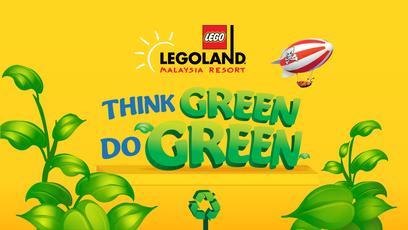 legolan Think Green Do Green