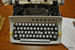 Hrabals Schreibmaschine