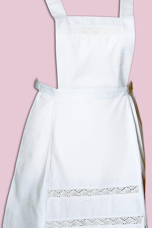 Modelo Gerbera Blanca