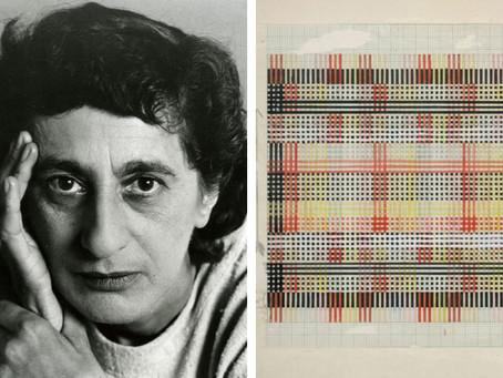 Anni Albers, Bauhaus en tejido puro
