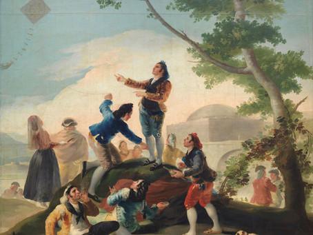 """Exposición: """"Los cartones para tapices de Goya"""""""