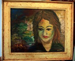 Self Portret # 1  Fremed.JPG