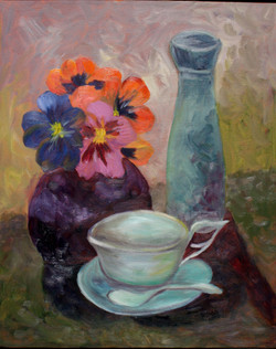 Flowers & Tea Cup.JPG