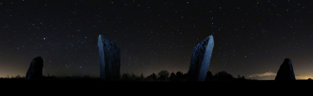 The Stones at Night