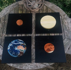 The Terrestrial Planets completed