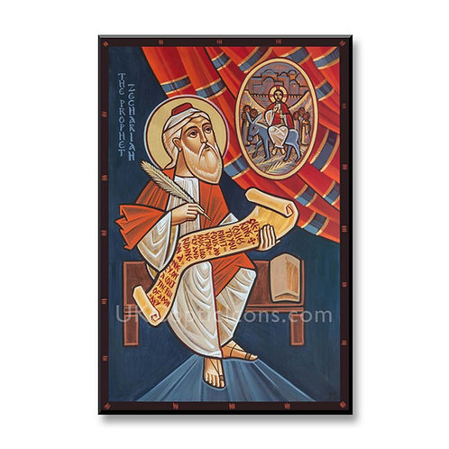 Zechariah OT Prophet