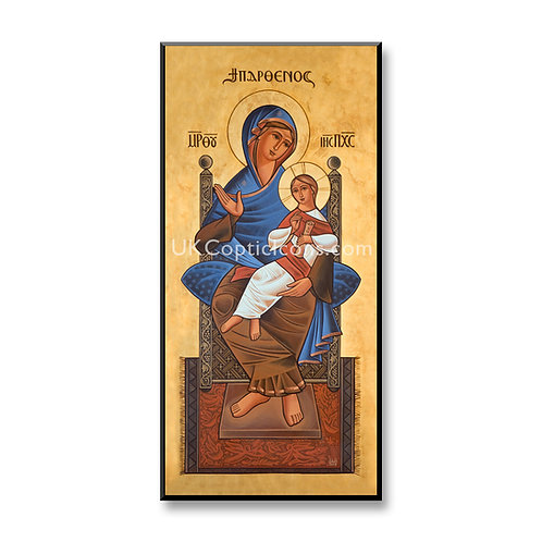 St Mary Enthroned