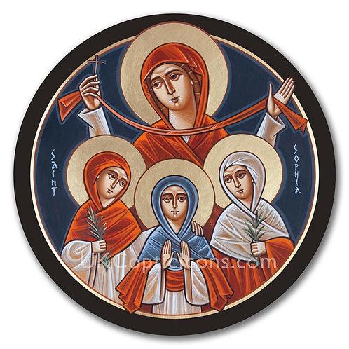 St Sofia Round