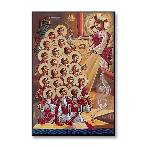 21 martyrs of Libya