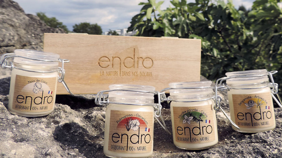 Déodorant Endro