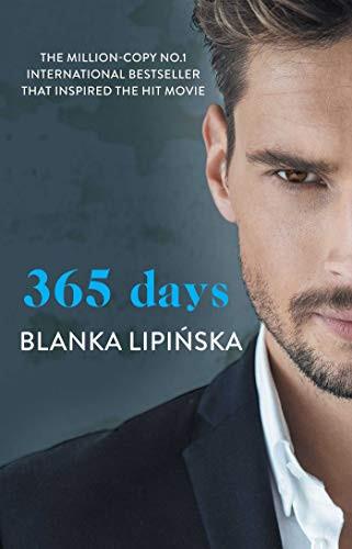 Book Cover of Erotic Thriller 365 days by Blanka Lipinska