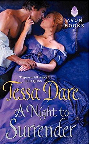 Erotic Historical Romance Novel by Tessa Dare