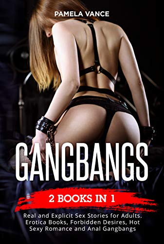 Erotic Gangbang Romance Book by Pamela Vance