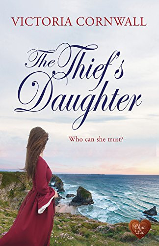 Book Cover of Historical Erotic Mafia Romance Novel The Thief's Daughter by Victoria Cornwall