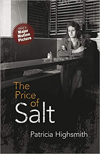 Cover of Lesbian Romance Novel The Price of Salt by Patricia Highsmith