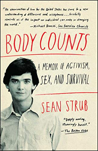 Cover of Sex Positive Book Body Counts by Sean Strub