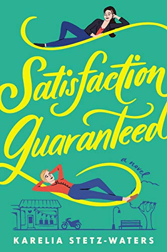 Lesbian Romance Book Cover of Satisfaction Guaranteed