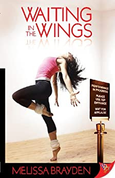 Lesbian Romance Book Cover of Waiting in the Wings
