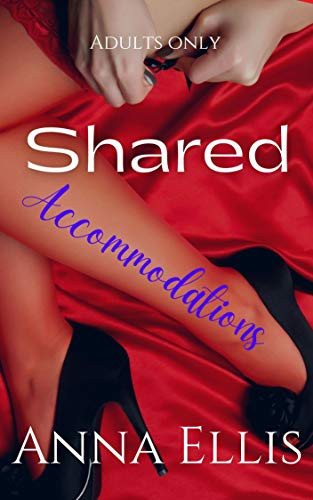 Book Cover Shared Accommodations by Anna Ellis. Erotic Swinger Story