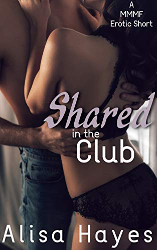Erotic Gangbang Story - Shared in the Club