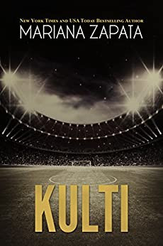 Book Cover of Kulti younger woman older man romance novel
