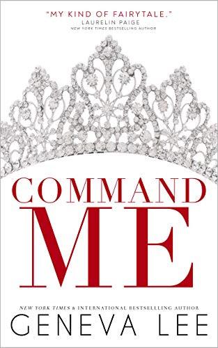 Book Cover Command Me Erotica for Women