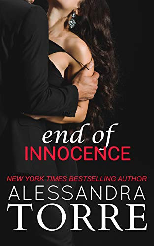 Book Cover End of Innocence by Alessandra Torre. Erotic Swinger Story