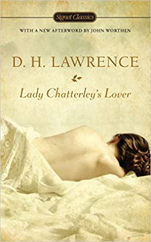 Book Cover Lady Chatterley's Lover Erotica for Women